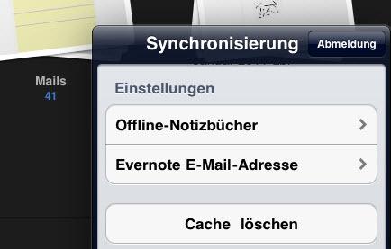 Smartphone: Blitzschnelles Archivieren via Mail