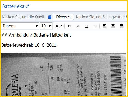 """Mehr Überblick mit """"Hidden Tags"""""""