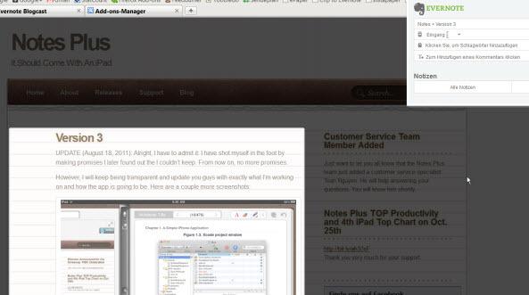 Firefox-Webclipper ist intelligenter geworden