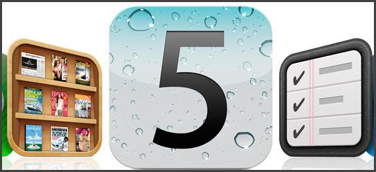 Evernote und iOS5