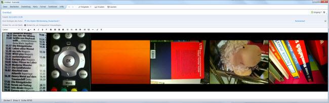 MultiSnap - flotte Fotos für Evernote