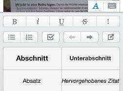 Neue Evernote-Versionen für iPhone und Mac