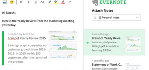 evernote-outlook